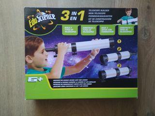 Telescopio de juguete