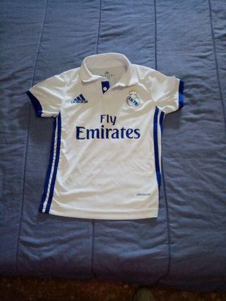 camiseta del Real Madrid, Cristiano ronaldo