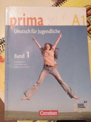 libro alemán 1eso