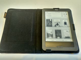 e-book fnac Touch Plus