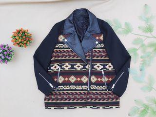 Zara curiosa chaqueta de mujer Talla L
