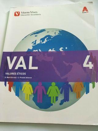 Valores Éticos 4 ESO