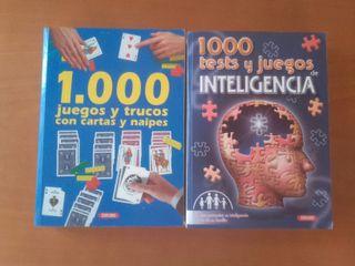 2 Libros 1000...