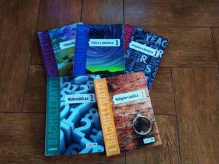 Libros 1 de bachillerato