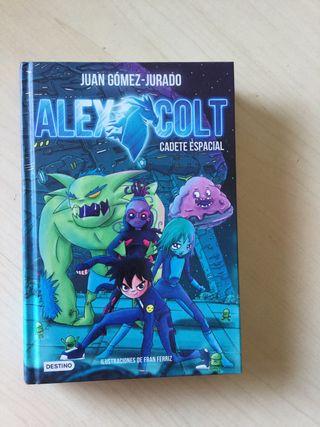 Alex Colt, Cohete espacial