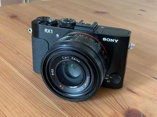 Cámara Sony Rx1 full frame