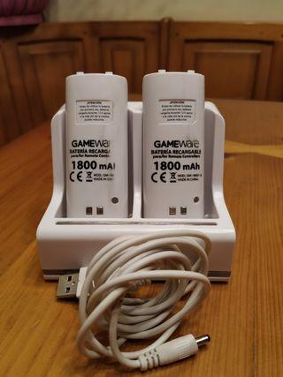 Vendo cargador de mandos de Wii