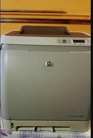 Impresora Color Hp Laserjet 2600n