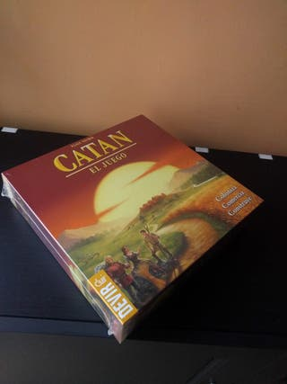 Catán ( juego de mesa) SIN ABRIR.