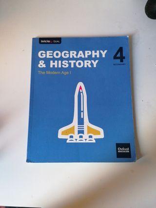 Geography & History, The Modern Age (3 volúmenes)