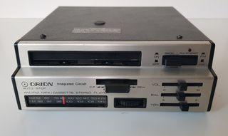 Antiguo radio-cassette ORION modelo C1-AM