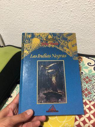 Novela julio verne - las indias negras