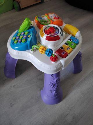 Mesa de juegos musical
