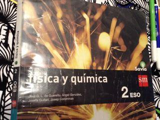 Fisica y quimica 2eso, editorial SM