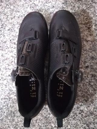 Zapatillas Fizik terra X5 talla 42