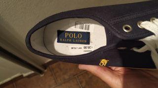 Zapatillas Ralph Lauren nuevas 43-44