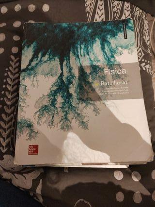 libro física 1 bachillerato