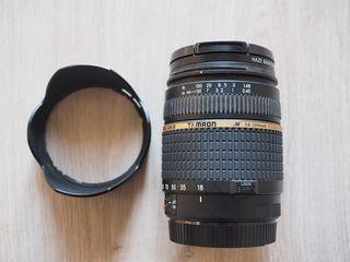 Objetivo TAMRON 18-200 para Canon