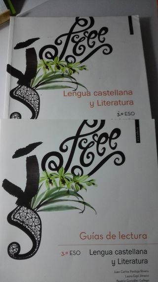 Libros Lengua Castellana y Literatura 3 ESO