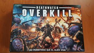 Warhammer Deathwatch Overkill