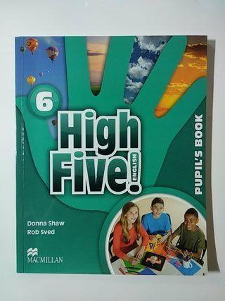 libros de inglés sexto primaria Catalunya