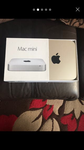Late 2014 i Mac Mini