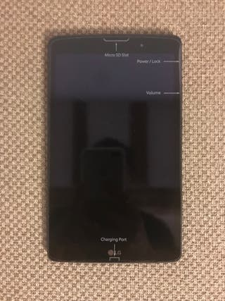 LG G PAD X 8.0 V520 32GB (WIFI + LTE) Tablet Nuevo