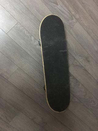 Skate de oxelo