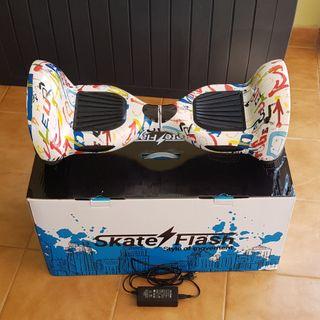 Hoverboard 10 pulgada motor 2x350W bateria Samsung