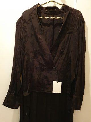 chaqueta kimono Zara