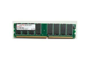 1GB RAM DDR 400Mhz CSX