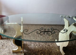 Mesa Cristal de Comedor