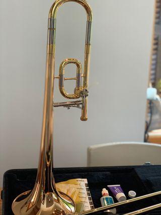 Trombone -Yamaha