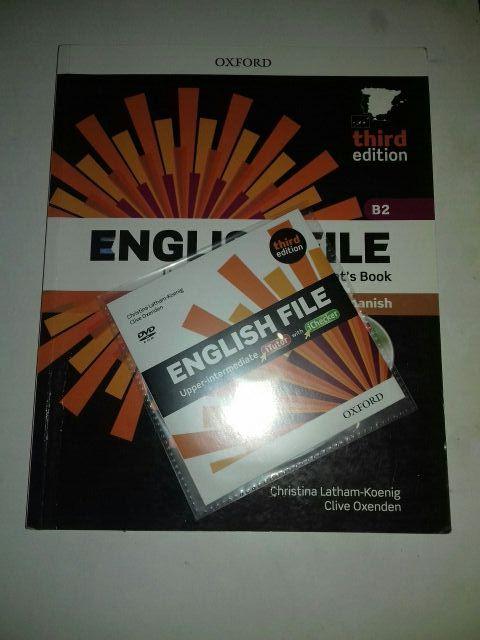 libro ingles Oxford con CD incluido