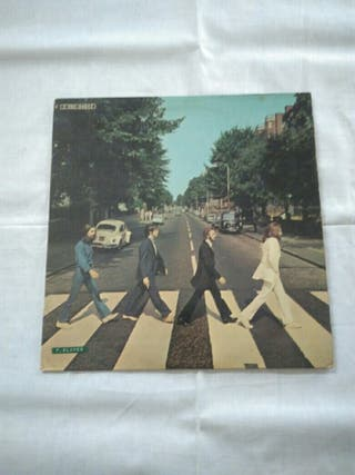 Beatles Abbey Road Lp Disco