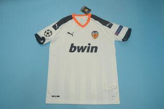 Camiseta Valencia 2019/20