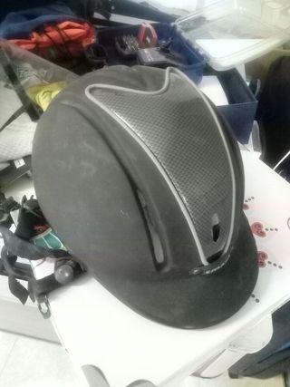 casco hípica