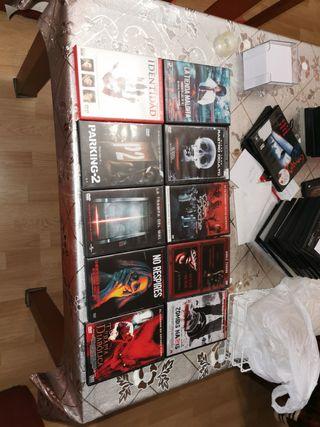 vendo películas dvd