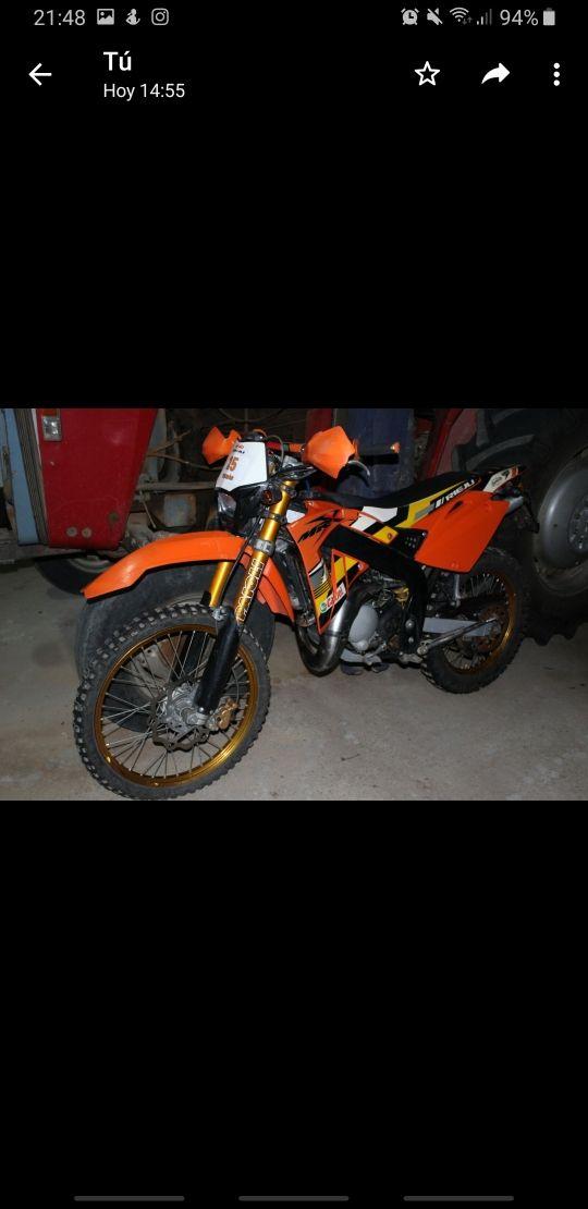 RIEJU MRX PRO 50cc