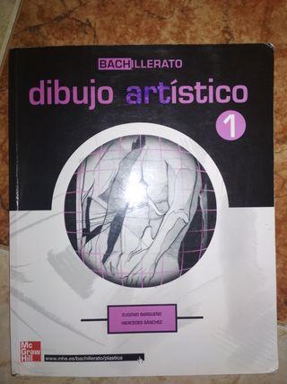Libro Dibujo Artístico (Bachillerato)
