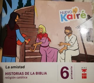 historia de la biblia ,6 primaria
