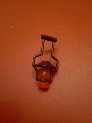 Playmobil farol lámpara oeste