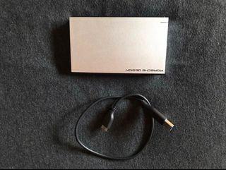 Disco duro Lacie Porsche Design 2TB