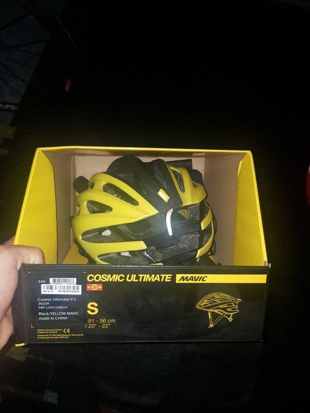 casco mavic