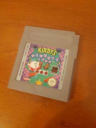 kirby game boy clasica