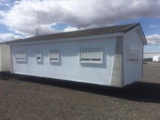 Casa movil 3 dormitorios y pasa de vivir en pisos