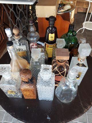 lote de 16 botellas
