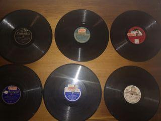 Discos Pizarra Gramofono