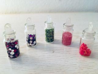 Set de adornos para uñas