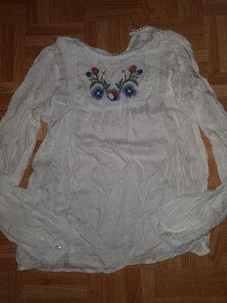 blusa talla 4-5amplia